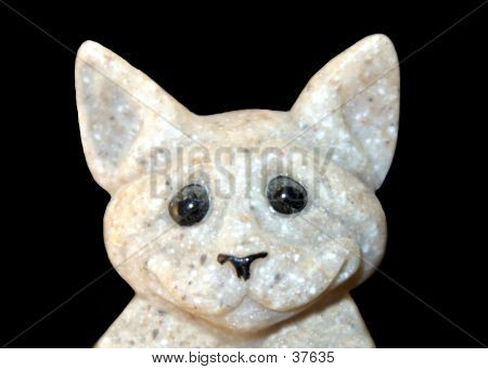 Ceramic Kitty