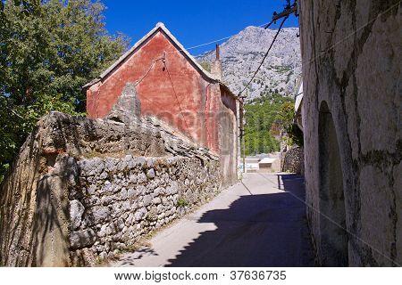Village In Croatia