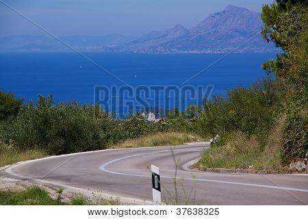 Road To Makarska