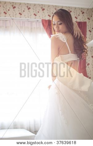 Bride before Marriage