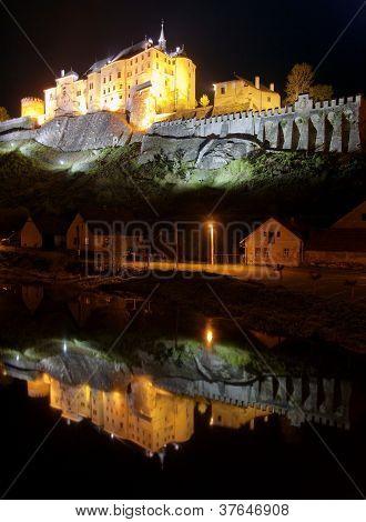 Cesky Sternberk Castle - Bohemia - Czech Republic
