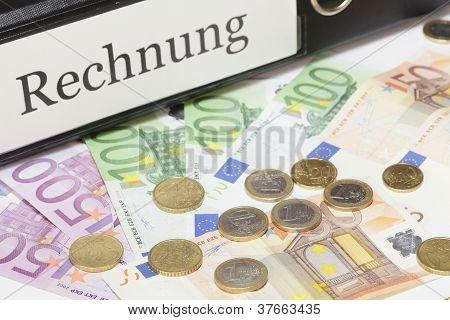 money and binder