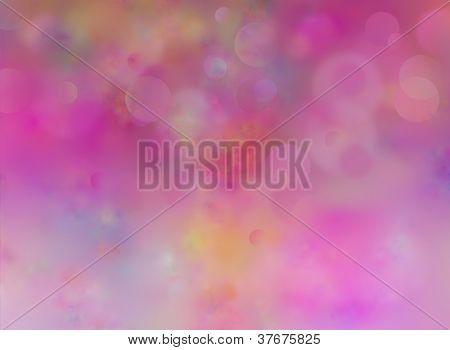 Pink Purple Blurry Background
