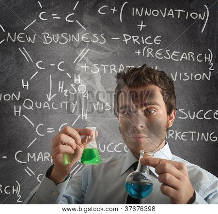 New Business Formula