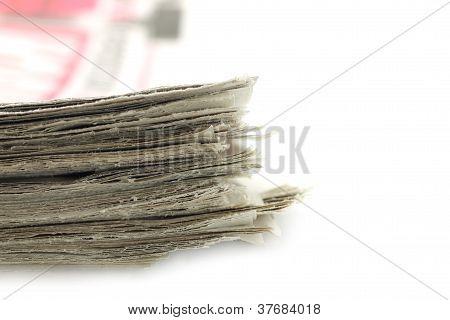 Heap Zeitungen