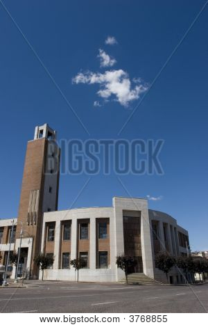 Municipality Building Of Predappio