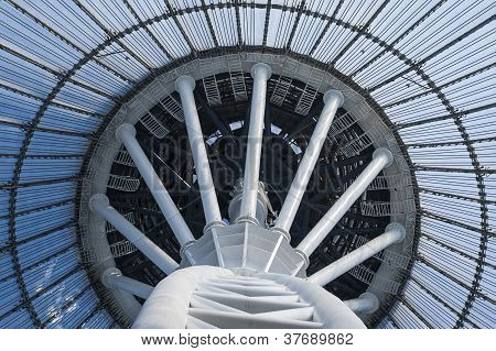 Metal And Tensile Structure