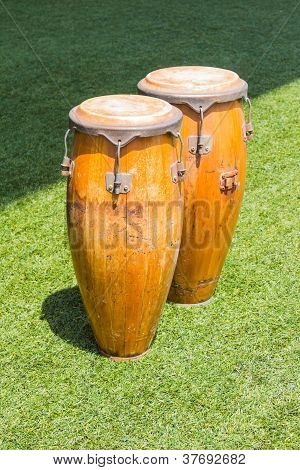 Set Of Congas