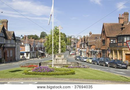 Haslemere Town Centre, Surrey