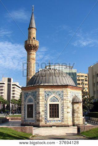 Mosque In Izmir (konak Camii)