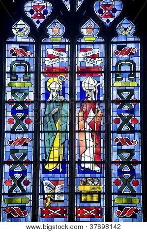 Fougeres - Church