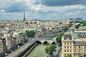 Paris-skyline