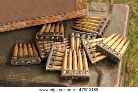 Gun Bullets.