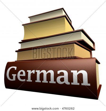 Education books  german