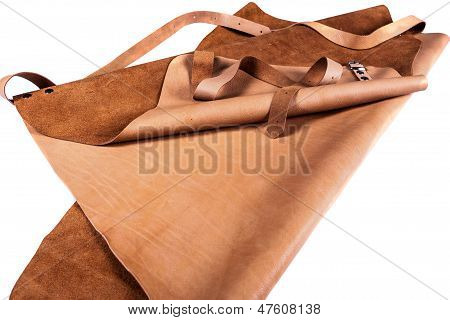 Protective Brown Apron