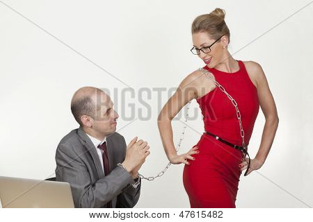 Sexual Fantasies In The Workplace