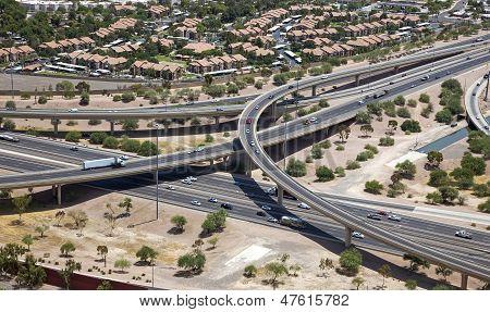 Ten & Sixty Interchange
