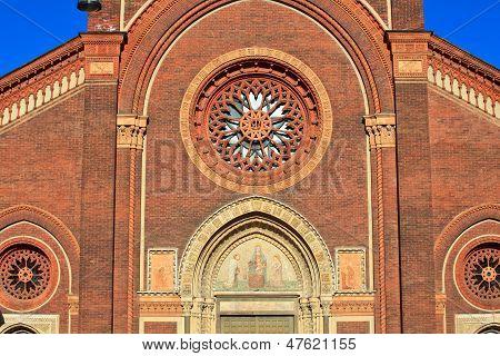 Santa Maria Del Carmine, Milan