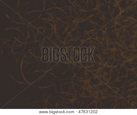 background irregular black