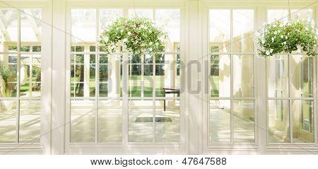 Hermoso interior