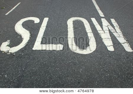 langsam langsam
