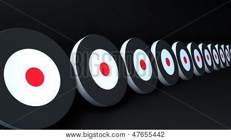Targets Black