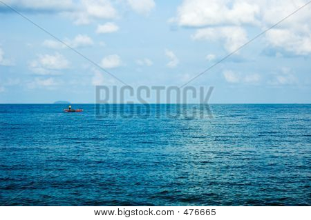 Fishing - Horizon