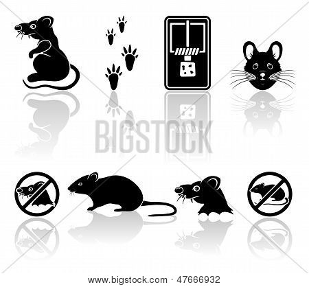 Mouse icons