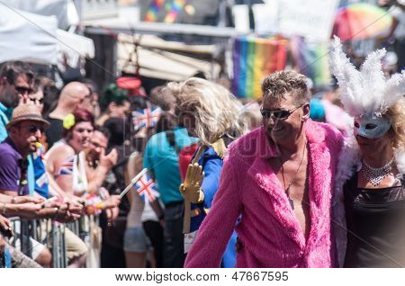 Gay Pride Parade Cologne