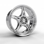 Car Alloy Rim