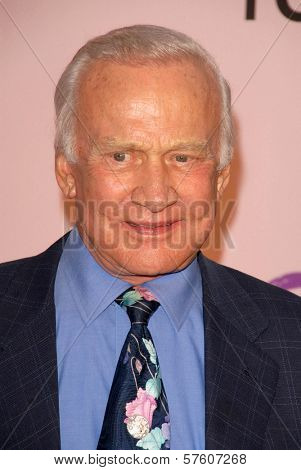 Buzz Aldrin at the 2009 Environmental Media Association Awards. Paramount Studios, Los Angeles, CA. 10-25-09