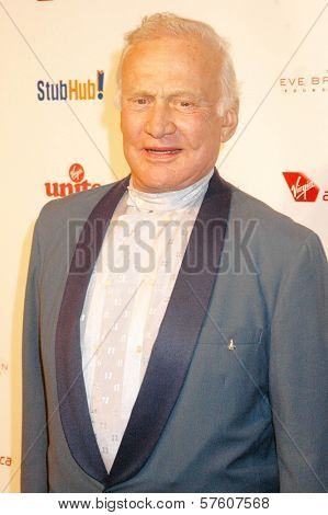 Buzz Aldrin at the Rock The Kasbah Gala to benefit Virgin Unite and the Eve Branson Foundation. Vibiana, Los Angeles, CA. 10-26-09
