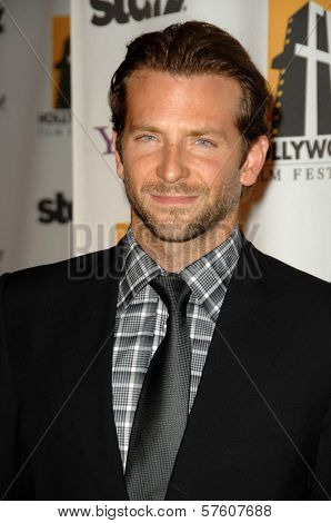 Bradley Cooper  at the 13th Annual Hollywood Awards Gala. Beverly Hills Hotel, Beverly Hills, CA. 10-26-09
