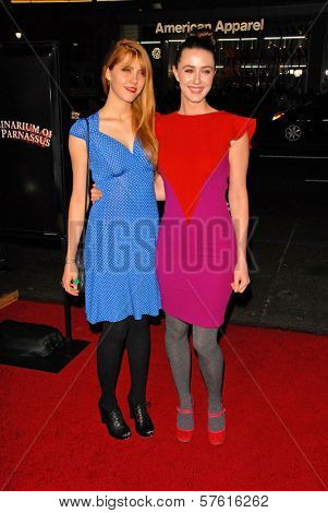 Yvonne Zima and Madeline Zima at the AFI Fest Gala Screening of
