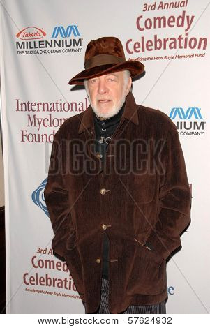 Howard Hesseman at the International Myeloma Foundation's 3rd Annual Comedy Celebration for the Peter Boyle Memorial Fund, Wilshire Ebell Theater, Los Angeles, CA. 11-07-09