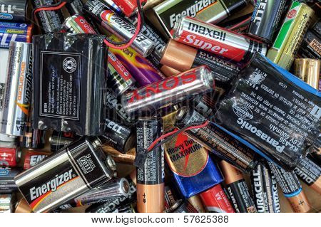 Obsolete Batteries