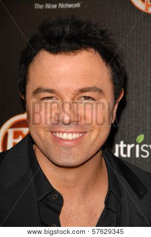 Seth MacFarlane at the TV GUIDE Magazine's Hot List Party, SLS Hotel, Los Angeles, CA. 11-10-09