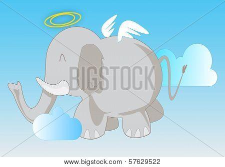 Angel Elephant
