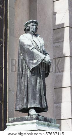 Statue Olof Pettersson