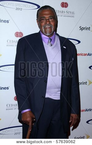 Rosey Greer at the 27th Anniversary Of Sports Spectacular, Century Plaza, Century City, CA 05-20-12