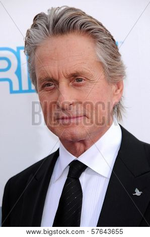 Michael Douglas at the 37th Annual AFI Lifetime Achievement Awards. Sony Pictures Studios, Culver City, CA. 06-11-09