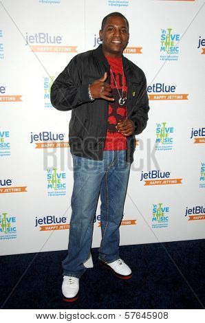 Mekhi Phifer  at the JetBlue Airways and VH1 Save the Music Party. MyHouse, West Hollywood, CA. 06-17-09