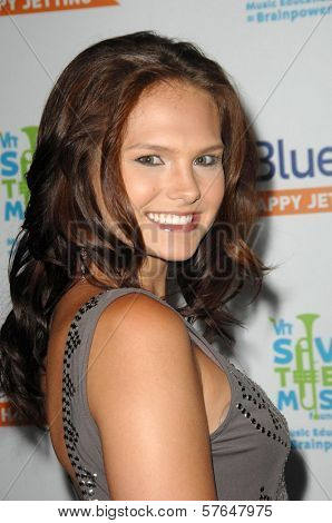 Cassandra Jean at the JetBlue Airways and VH1 Save the Music Party. MyHouse, West Hollywood, CA. 06-17-09