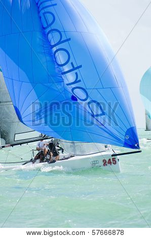 Portobello At The Melges 20 World Championships