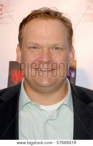 Andy Richter  at the Los Angeles Special Preview of 'The House That Jack Built'. Arclight Hollywood, Hollywood, CA. 07-14-09