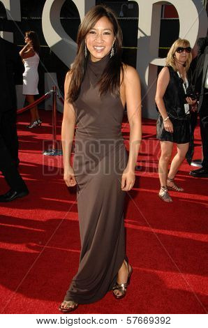 Michelle Kwan  at the 17th Annual ESPY Awards. Nokia Theatre, Los Angeles, CA. 07-15-09