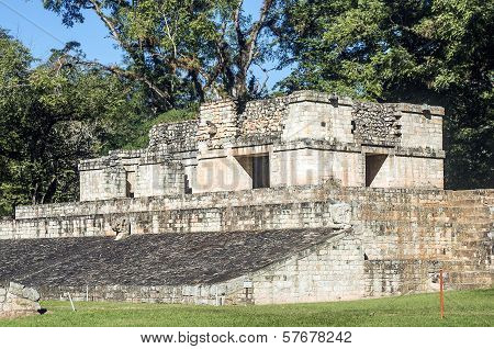 Ancient Maya Temple