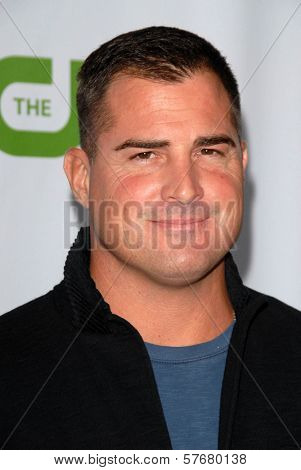 George Eads  at the CBS, CW and Showtime All-Star Party. Huntington Library, Pasadena, CA. 08-03-09