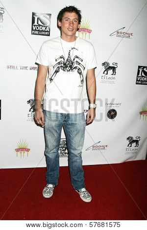 Greg Fellows at the Los Angeles Screening of 'Social Lights'. Regency Fairfax Cinemas, Los Angeles, CA. 08-05-09