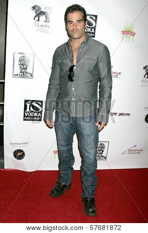 Brien Perry at the Los Angeles Screening of 'Social Lights'. Regency Fairfax Cinemas, Los Angeles, CA. 08-05-09